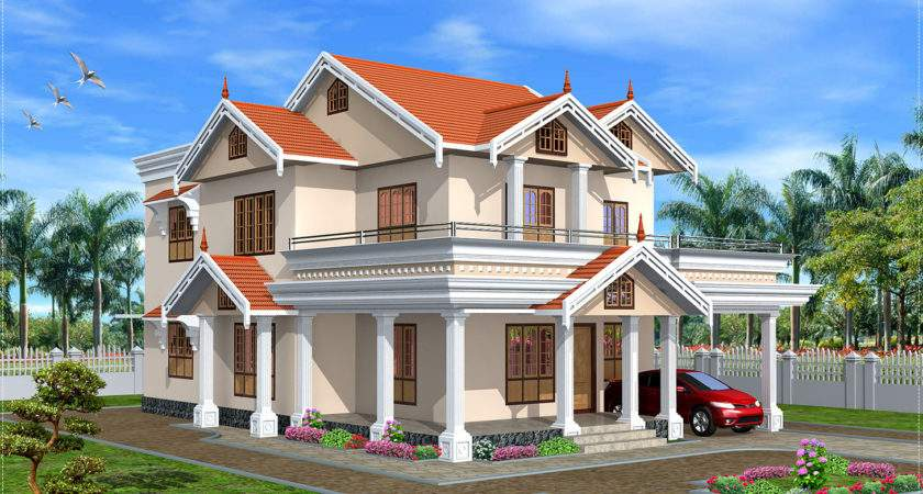 Cute Kerala Home Design Feet