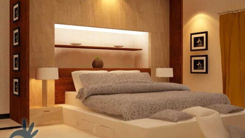 Cute Master Bedroom Bed Lot More Home Decoration