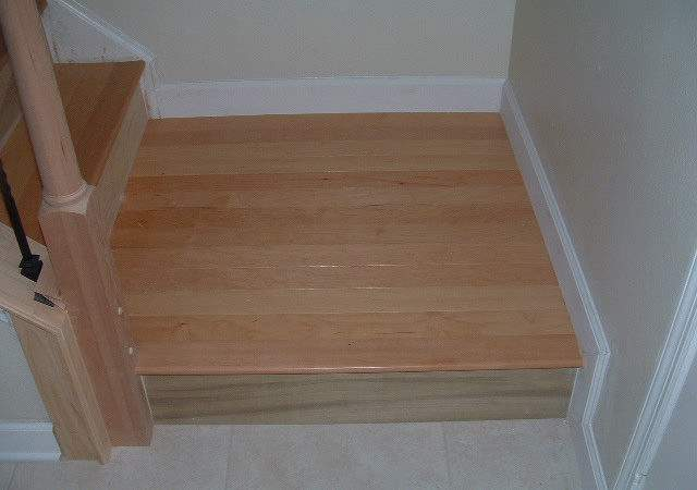 Cutting Risers Stairs Diy Laminate