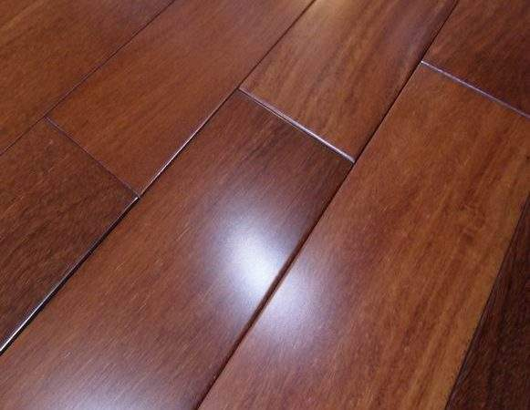 Dark Cumaru Flooring Solid Wood Strip