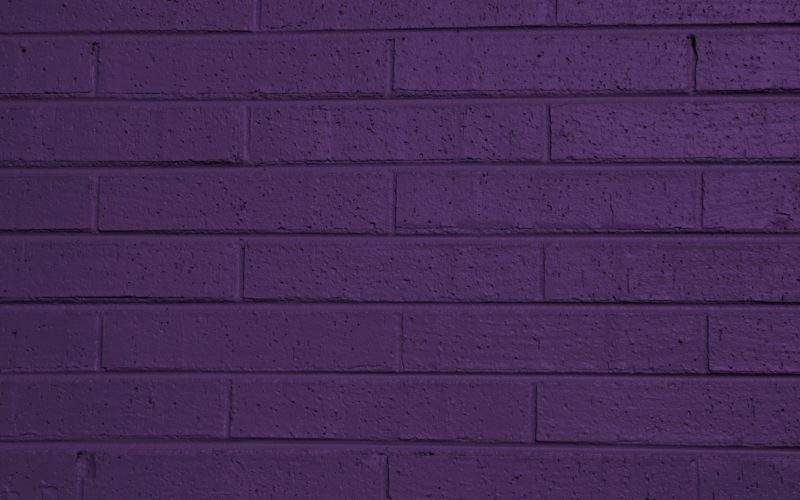 Dark Purple Painted Brick Ball Texture Photos Public Domain
