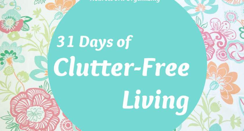 Days Clutter Living Physical