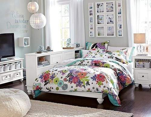 Decorate Bedroom Teenage Girl Budget Home Decor