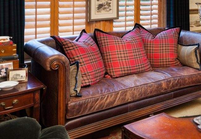 Decorate Fall Classic Tartans Plaids