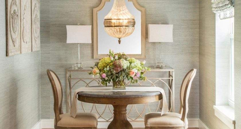 Decorate Simple Small Dining Room