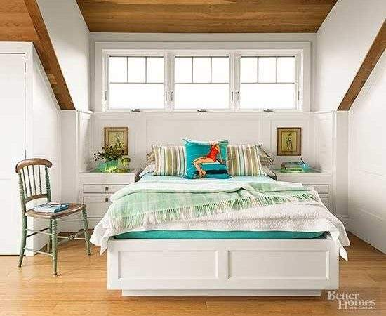 Decorate Small Bedroom Better Homes Gardens