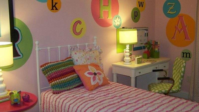 Decorate Walls Wood Metal Letters