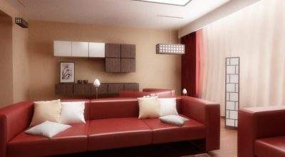 Decorating Ideas Living Room Red Couch Best