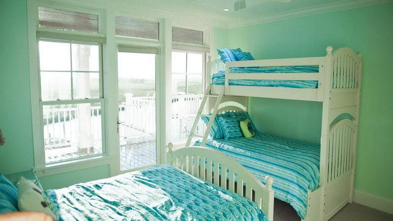 Decoration Clean Beautiful Green Blue Paint Colors
