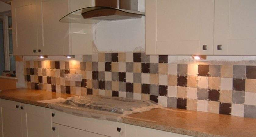 Decorative Tiles Kitchen Walls Wall Designs