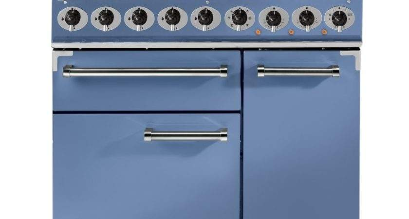 Deluxe Dual Fuel Range Cooker Dxdfca China