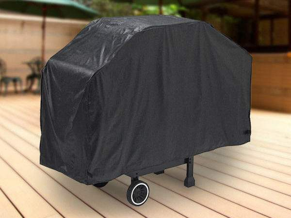 Deluxe Waterproof Barbeque Bbq Propane Gas Grill Cover