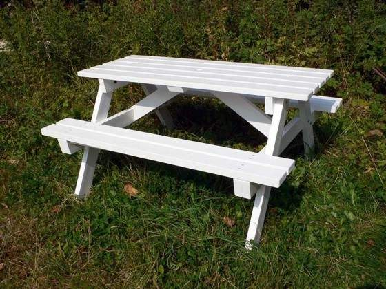 Derwent Recycled Plastic Picnic Table Bench Trade