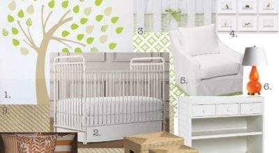 Design Studio Neutral Baby Room