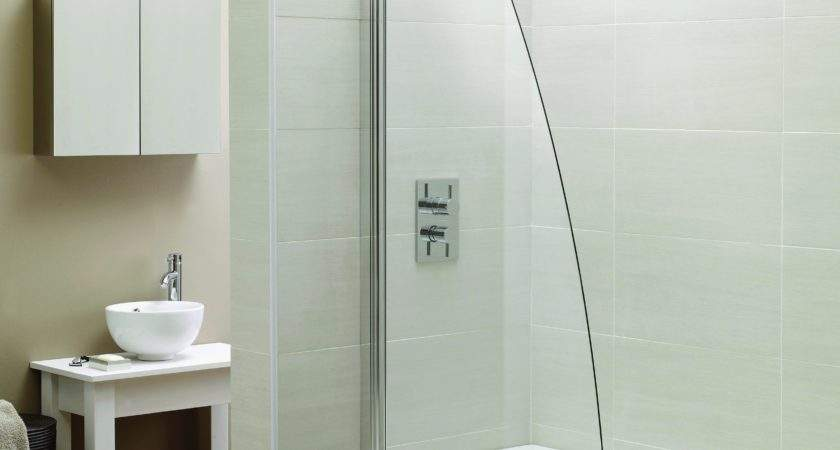 Designer Sail Glass Bath Shower Screens