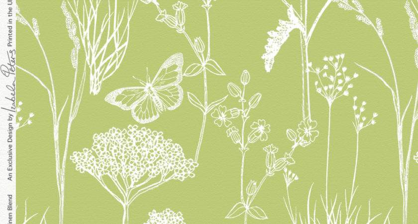 Designer Upholstery Curtain Sewing Fabric Inby Field