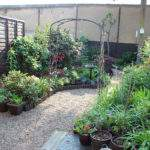 Designs Small Gardens Without Grass Home Garden