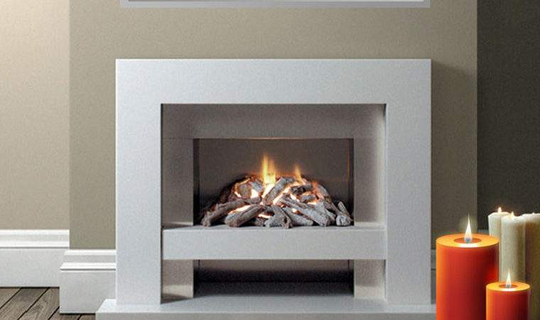 Different Kinds Modern Fireplace Surrounds
