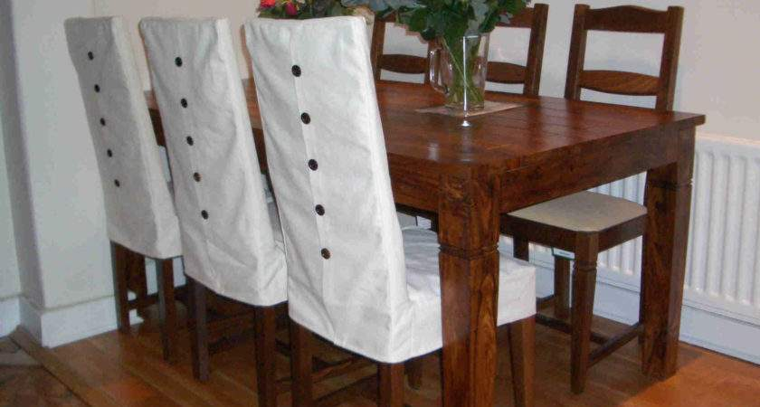 Dining Chair Loose Covers Tailored