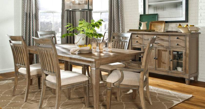 Dining Room Best Modern Rustic Table Sets