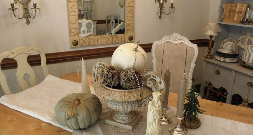 Dining Room Enchanting Table Centerpieces