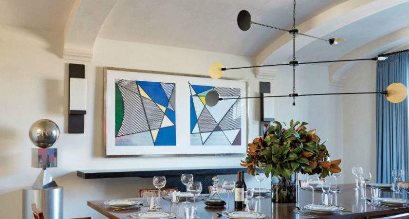 Dining Room Interior Design Best Celebrity Rooms