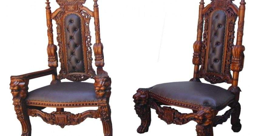 Dining Room Leather Chairs Antique Victorian