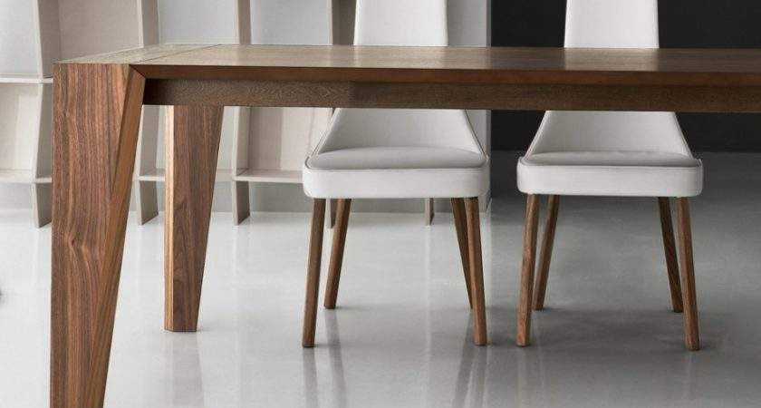 Dining Table Extending Contemporary