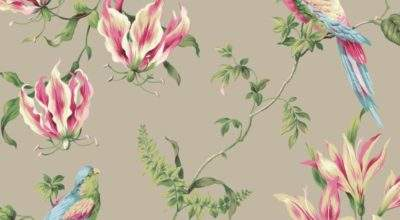 Discount Wallcovering Tropical Floral Ciy