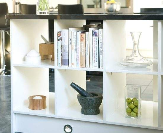 Divide Your Space Best Kitchen Shelving Ideas