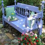 Diy Garden Bench Ideas Plans Outdoor Benches