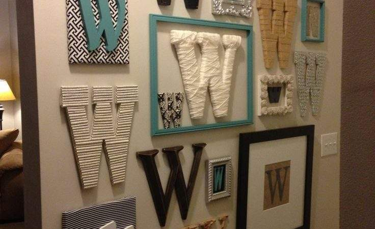 Diy Letters Wall Decor Gpfarmasi Ade