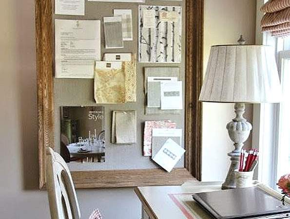 Diy Notice Board Picking Perfect One Home