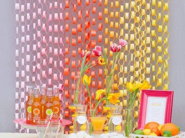 Diy Party Decorations Love
