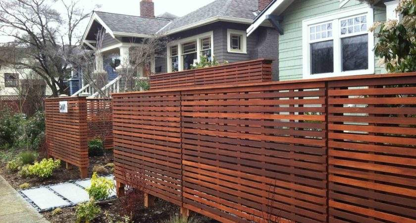 Diy Privacy Fence Great Way Ensure Your