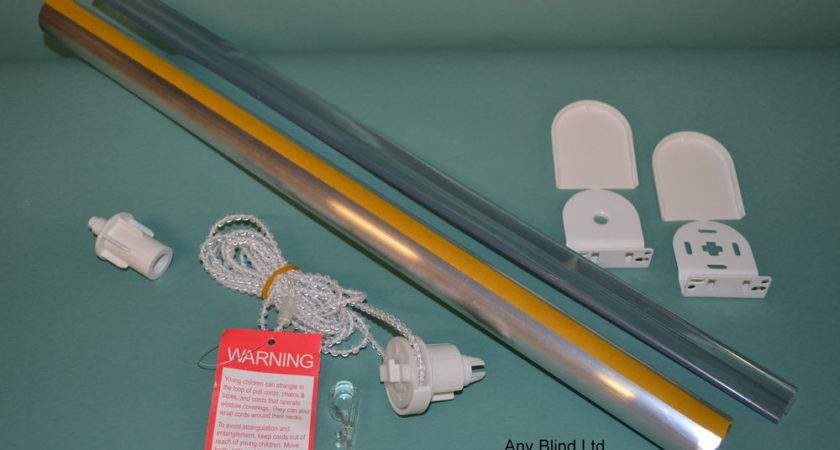Diy Roller Blind Making Kit Without Fabric