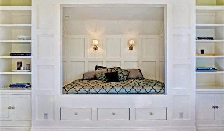 Diy Storage Solutions Small Bedrooms Photos Video