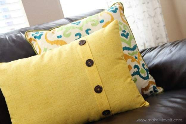 Diy Throw Pillow Ideas Spruce Your Living Room