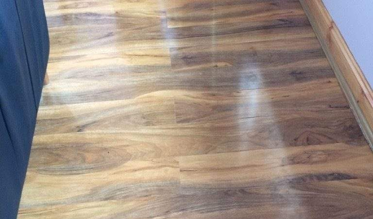 Dolce High Gloss Laminate Flooring Neilston