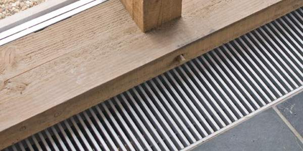 Domestic Trench Heating High Output Finned Tubular