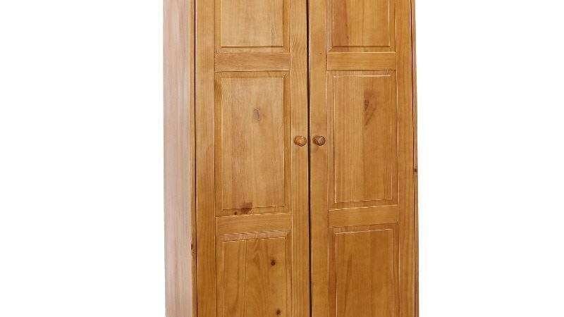 Dovedale Large Door Double Wardrobe Cheap Furniture