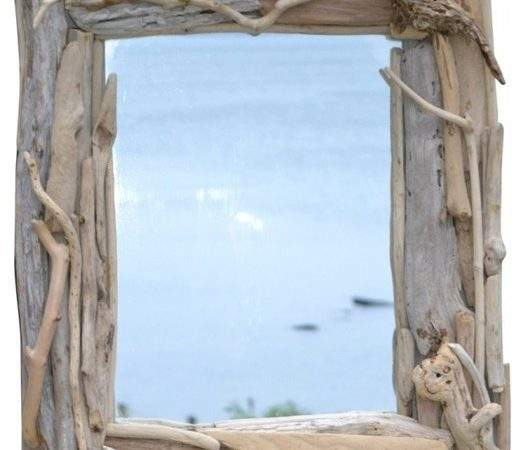 Driftwood Mirror Eclectic Wall Mirrors New York