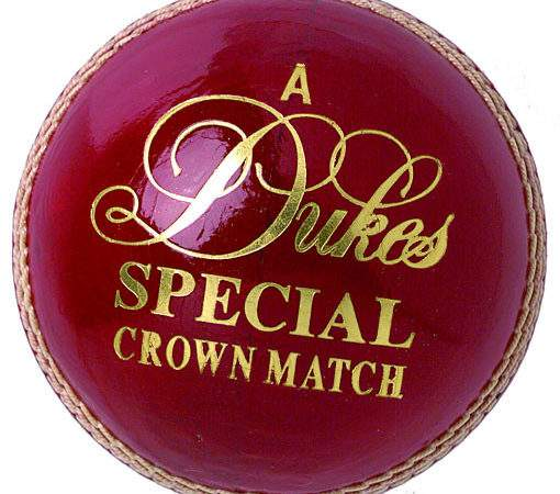 Dukes Special Crown Match Cricket Balls Box