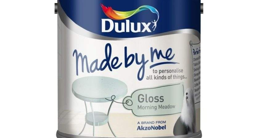 Dulux Made Gloss Morning Meadow