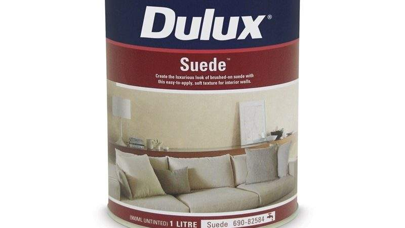 Dulux Suede Effects Interior Paint Bunnings Warehouse
