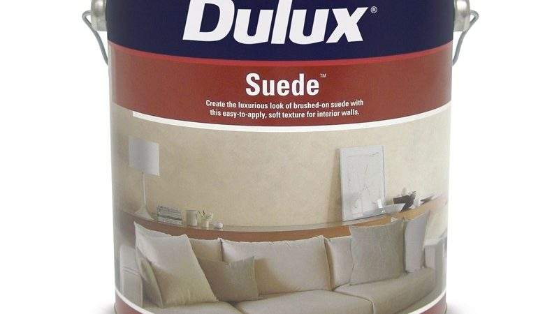 Dulux Suede Effects Interior Paint Sku