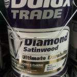 Dulux Trade Diamond Satinwood Brilliant White Water