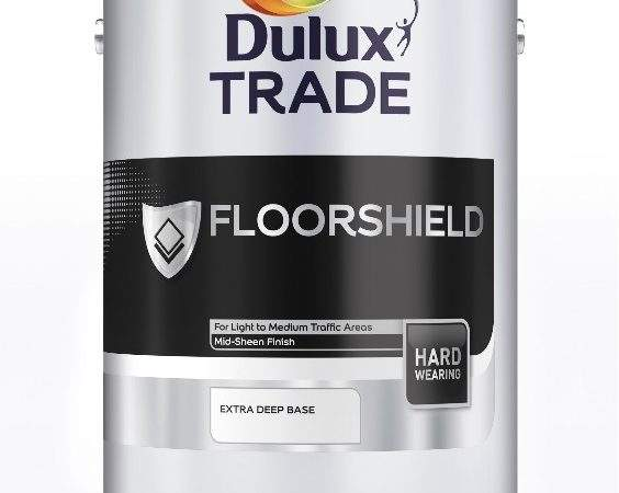 Dulux Trade Floorshield Ash Grey