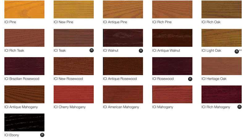 Dulux Trade Quick Dry Exterior Woodstain Custom Mixed Colours