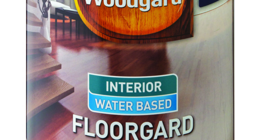 Dulux Woodguard Floor Varnish Clear Ltr Hyper Paint